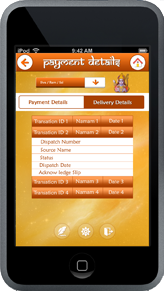 Namakoti Payment Screen